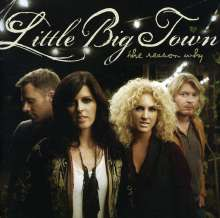 Little Big Town: The Reason Why, CD