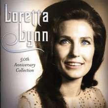 Loretta Lynn: 50th Anniversary Collection, 2 CDs