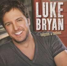 Luke Bryan: Tailgates Tanlines, CD