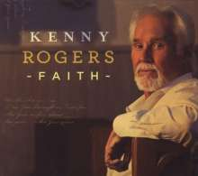Kenny Rogers: Faith, CD
