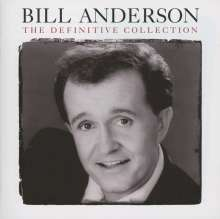 Bill Anderson: The Definitive Collection, 2 CDs