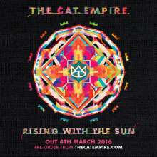 The Cat Empire: Rising With The Sun, CD