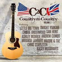 Country To Country Vol.2, CD