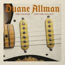 Duane Allman: The Legend And The Legacy, 2 CDs