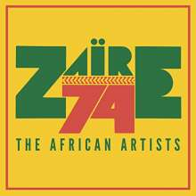 Zaire 74 - The African Artists, 3 LPs