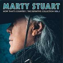Marty Stuart: Now That's Country: The Definitive Collection, 2 CDs