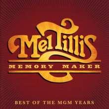Mel Tillis: Memory Maker: Best Of The MGM Years, 2 CDs