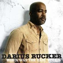 Darius Rucker: When Was The Last Time, LP