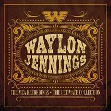 Waylon Jennings: The MCA Recordings: The Ultimate Collection, 2 CDs