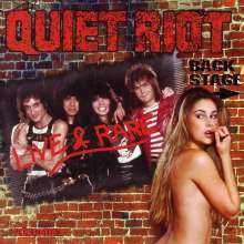 Quiet Riot: Live & Rare Vol.1, CD