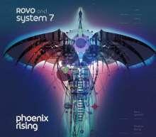 Rovo & System 7: Phoenix Rising, CD