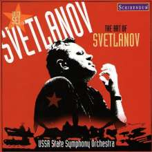 Yevgeni Svetlanov - The Art of Svetlanov, 20 CDs