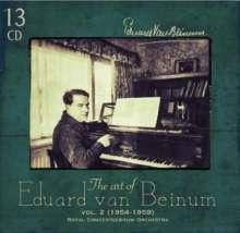 Eduard von Beinum - The Art of Eduard van Beinum Vol.2 (1954-1959), 13 CDs