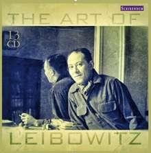 Rene Leibowitz  - The Art of Leibowitz, 13 CDs