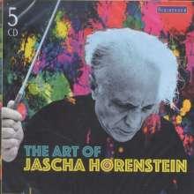 Jascha Horenstein - The Art of Jascha Horenstein, 5 CDs