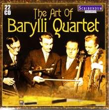 Barylli Quartet - The Art of Barylli Quartet, 22 CDs