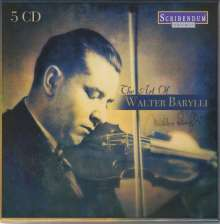 Walter Barylli - The Art of Walter Barylli, 5 CDs