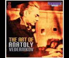 The Art of Anatoly Vedernikov, 17 CDs
