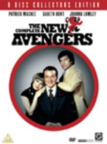 The New Avengers - Complete Collection (UK Import), 8 DVDs