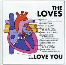 Loves: ...Love You, CD