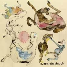 Evans The Death: Expect Delays (180g) (Limited Edition), LP