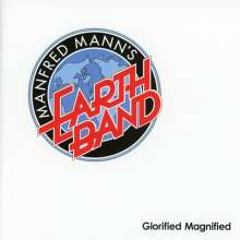 Manfred Mann: Glorified Magnified (2016 Edition), CD