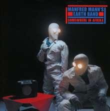 Manfred Mann: Somewhere In Africa (New Version) (Enhanced), CD