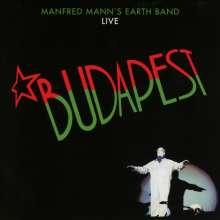 Manfred Mann: Budapest Live, CD