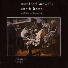 Manfred Mann: Criminal Tango, CD