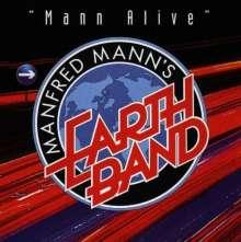 Manfred Mann: Mann Alive, 2 LPs