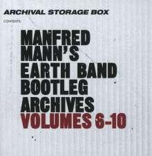 Manfred Mann: Bootleg Archives Volumes 6 - 10, 5 CDs