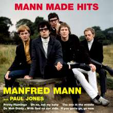 Manfred Mann: Mann Made Hits, CD