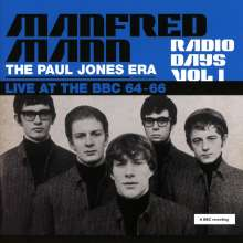 Manfred Mann: Radio Days Vol.1, 2 CDs