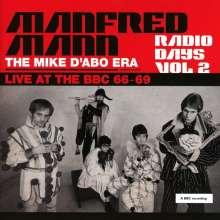 Manfred Mann: Radio Days Vol.2, 2 CDs