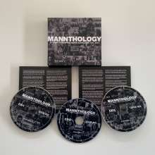 Manfred Mann: Mannthology - 50 Years Of Manfred Mann's Earth Band 1971 - 2021, 3 CDs