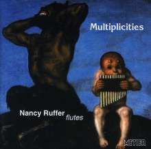 Nancy Ruffer - Multiplicities, CD