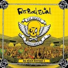 Fatboy Slim: Big Beach Bootique 5 (CD + DVD) (Explicit), 2 DVDs