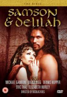 The Bible: Samson And Delilah (1996) (UK Import), DVD