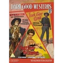 Darn Good Westerns (UK Import), 3 DVDs
