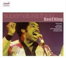 Ben E. King: Supernatural Thing, CD
