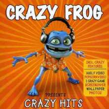 Crazy Frog: ...Presents Crazy Hits, CD