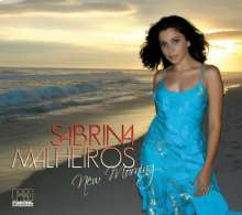 Sabrina Malheiros: New Morning (Digipack), CD