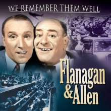 Chesney Allen & Bud Flanagan: We Remember Them Well, CD