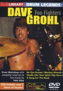 Dave Grohl - Drum Legends, DVD