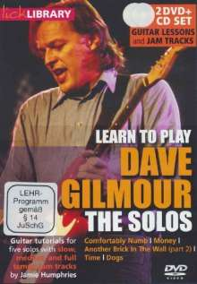 Learn to play Dimebag Darrel - The Solos  (2 DVDs) (+ CD), DVD