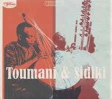 Toumani & Sidiki Diabaté: Toumani & Sidiki, CD