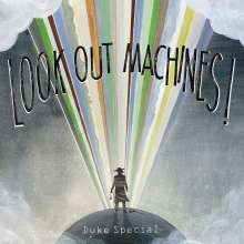Duke Special: Look Out Machines!, CD