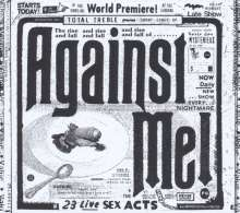Against Me!: 23 Live Sex Acts (Colored Vinyl), 3 LPs