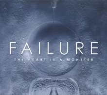 Failure: The Heart Is A Monster, CD