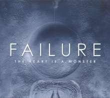 Failure: The Heart Is A Monster (Limited Edition) (Aqua Blue Vinyl), 2 LPs